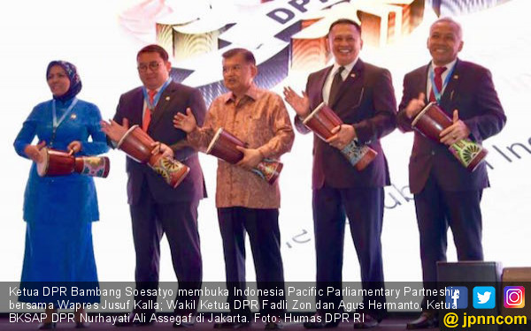 IPPP Menguatkan Diplomasi Indonesia di Kawasan Pasifik - JPNN.com