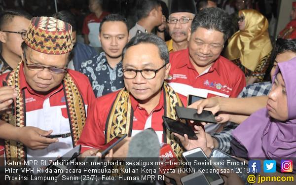 Adik Ditangkap KPK, Zulkifli Hasan Minta Maaf - JPNN.com