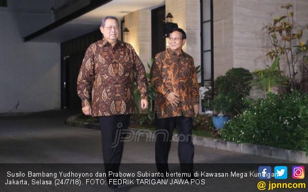 Prabowo Terlalu Lembek ke Demokrat, Padahal Membahayakan - JPNN.COM