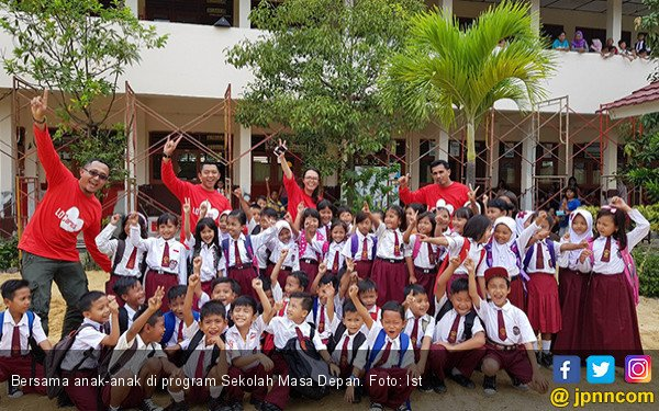 Inovasi Program Sekolah Masa Depan untuk Anak Indonesia - JPNN.com