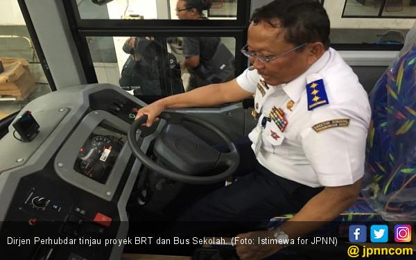 Dirjen Hubdat Bakal Kumpulkan Operator Transportasi - JPNN.COM