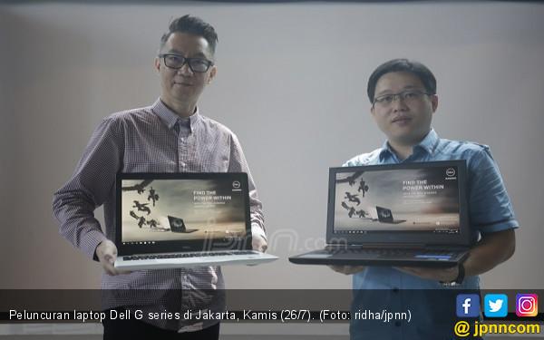Dua Laptop Dell G Series Terbaru Buat Para Gamer - JPNN.COM