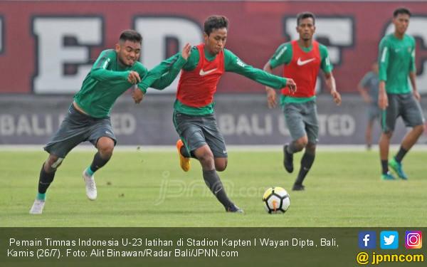 Pemain Timnas Sepak Bola Akan Jalani Tes Doping - JPNN.COM