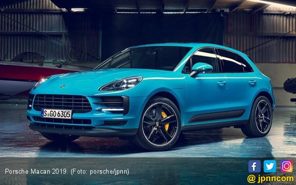 Menyusul Taycan, Porsche Segera Rilis Macan Listrik - JPNN.com