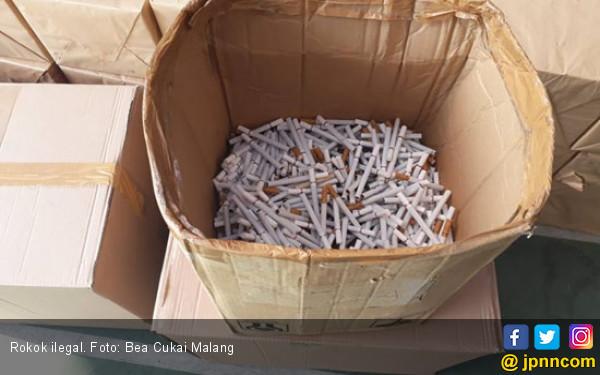 Tekan Rokok Ilegal, Bea Cukai Purwokerto Berkoordinasi dengan 3 Pemda - JPNN.com