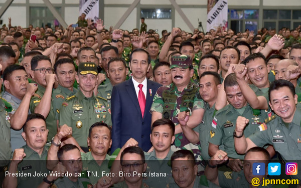 Asia Pasifik Rawan Konflik, Jokowi Butuh Sosok Militer - JPNN.com