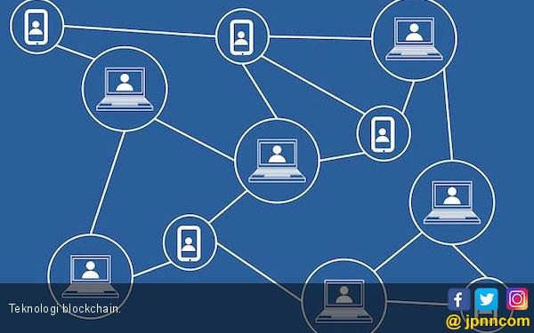 UVT News Andalkan Teknologi Blockchain - JPNN.COM