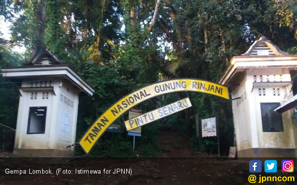Korban Meninggal Gempa NTB 14 Orang - JPNN.COM