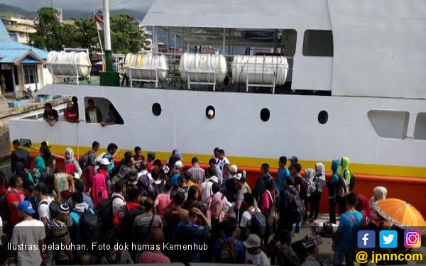 KSOP Pelabuhan Tanjung Emas Segera Lakukan Sterilisasi - JPNN.COM