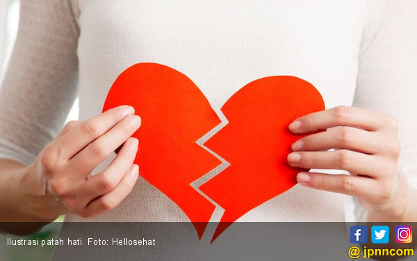 Patah Hati Meningkatkan Risiko Kematian? - JPNN.COM