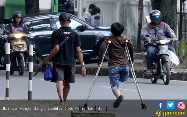 Ini Persyaratan bagi Penyandang Disabilitas yang Ingin Mendapatkan Bantuan ABF - JPNN.com