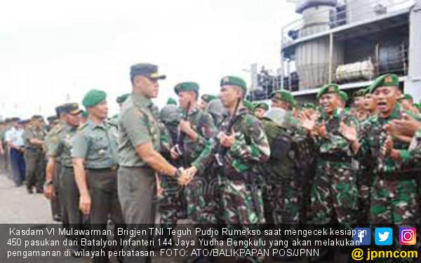 Instruksi Tegas untuk Prajurit TNI, Sikat! - JPNN.com