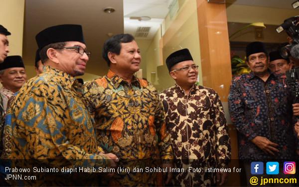 Habib Salim Cucu Pahlawan, UAS Ingin jadi Ustaz Hingga Wafat - JPNN.COM
