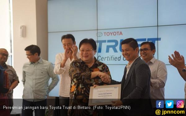 Toyota Trust Hadir di Bintaro - JPNN.com