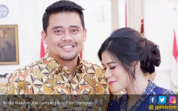 Anak Pertama Lahir, Begini Ungkapan Bahagia Menantu Jokowi - JPNN.com