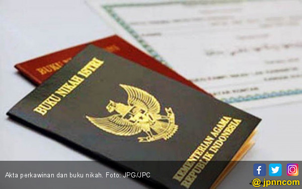 Kartu Nikah Cuma Rp 680 - JPNN.COM