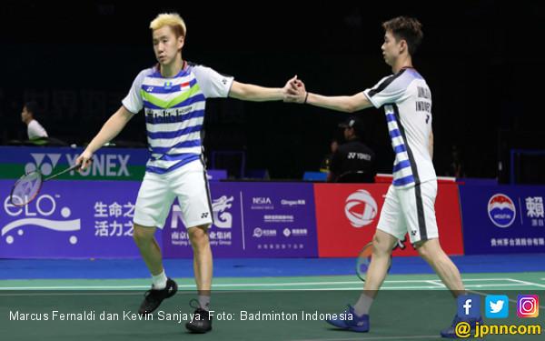 Jadwal Indonesia di Perempat Final Denmark Open Malam Ini - JPNN.COM