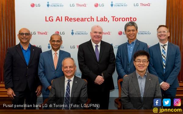 Kembangkan Teknologi AI, LG Tambah Pusat Penelitian - JPNN.COM