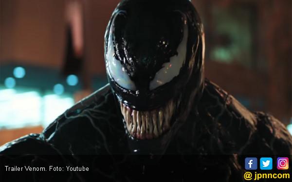 Trailer Kedua Ungkap Sosok Musuh Utama Venom - JPNN.com