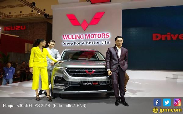 GIIAS 2018: Baojun 530 Bisa Sesuaikan Permintaan Masyarakat - JPNN.com