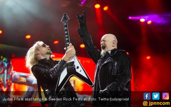 Malam Ini, Judas Priest Siap Gempur Jakarta - JPNN.COM