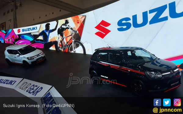 GIIAS 2018: Suzuki Berani Target Jual 1000 Unit Karena Ini - JPNN.com