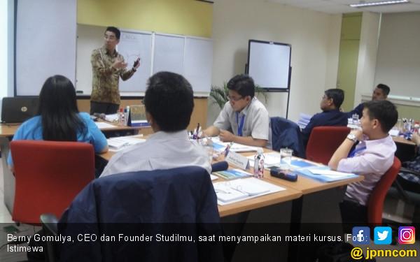 Startup Pendidikan, Kursus Online untuk Para Profesional - JPNN.COM