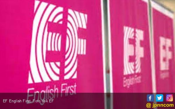 English First Ditunjuk jadi Juri Duta Bahasa Nasional 2019 - JPNN.com