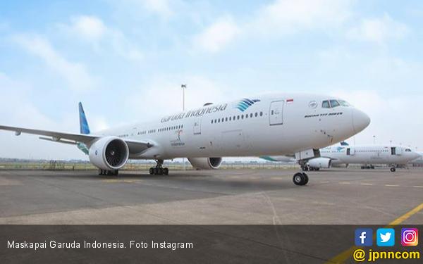 Garuda Indonesia Batalkan Penerbangan dari dan ke Hong Kong - JPNN.COM