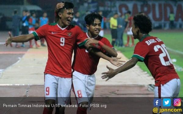 Takluk dari Timnas Indonesia U-16, Ini Kata Pelatih Thailand - JPNN.COM
