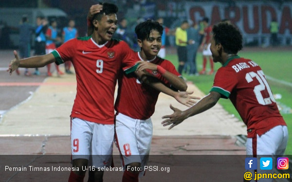Final Piala AFF U-16 Indonesia vs Thailand: Catatan Penting - JPNN.COM