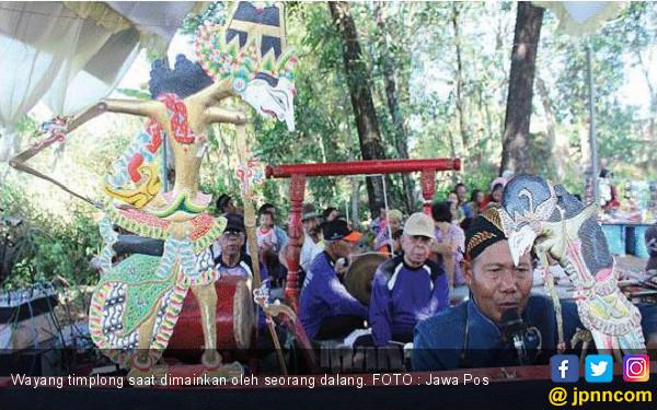 Pernah Jaya di Jaman Belanda, Wayang Timplong Terancam Punah - JPNN.COM