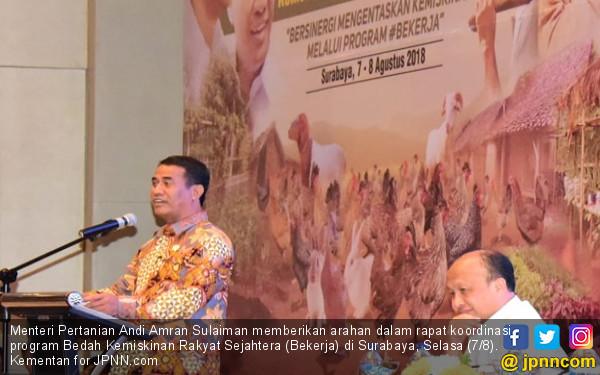Pertanian Penyumbang Terbesar Pertumbuhan Ekonomi Indonesia - JPNN.COM