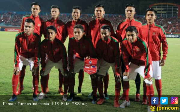 Final Piala AFF U-16: Indonesia vs Thailand: Siap Tempur! - JPNN.COM