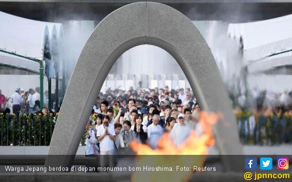 73 Tahun Bom Hiroshima, Kengeriannya Masih Terasa - JPNN.COM