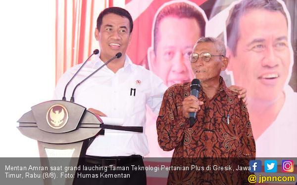 DPR Akui PDB Pertanian Triwulalan II 2018 Tumbuh Tertinggi - JPNN.COM