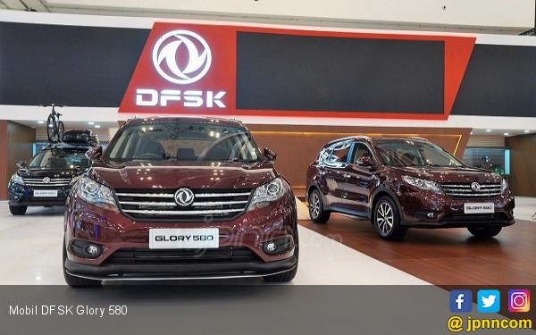 DFSK Perluas Penetrasi Segmen SUV, Dua Jagoan Baru Disiapkan - JPNN.COM