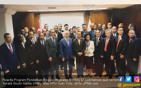 KPU Turki Klaim Sistem Perhitungan Pemilu Tercepat di Dunia - JPNN.COM