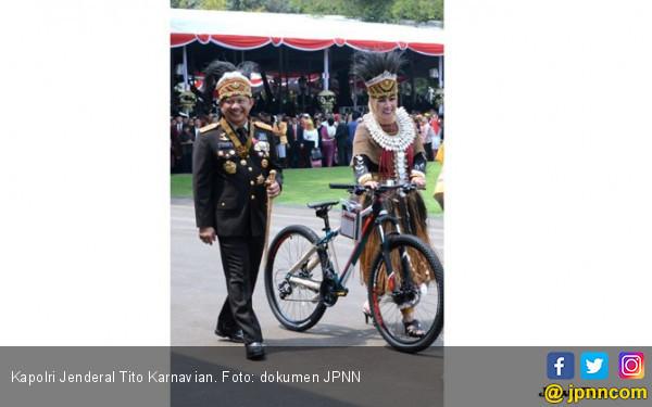 Kapolri Pengin Jalur Sepeda Jakarta Bisa Seperti di Belanda - JPNN.COM