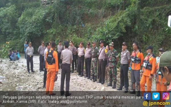 3 Mahasiswa Korban Hanyut di Sungai Asahan Belum Ditemukan - JPNN.COM