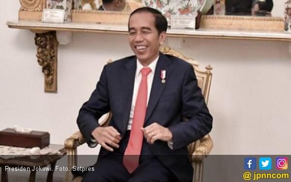 Jokowi Minta Penyediaan Rumah ASN, TNI, Polri, Dipercepat - JPNN.COM
