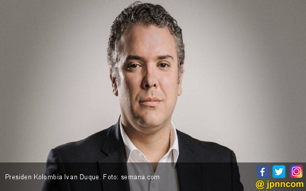 Kolombia Lantik Presiden Termuda - JPNN.COM