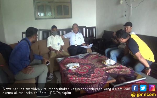 Viral! Siswa Baru Masuk Pramuka Malah Dianiaya dan Ditendang - JPNN.com