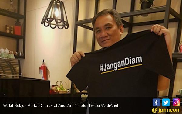 Andi Arief Lontarkan Kritik Tajam untuk Prabowo, Wouw! - JPNN.COM