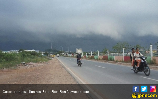 Cuaca Dingin Berselimut Kabut Hingga Akhir Agustus - JPNN.COM
