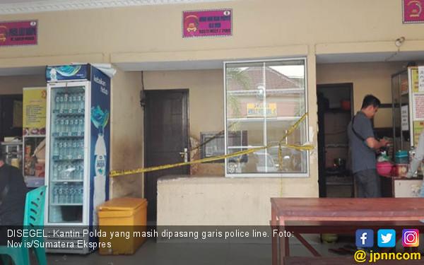 Bantu Tahanan Mau Kabur, Pemilik Kantin Polda Sumsel Diciduk - JPNN.COM