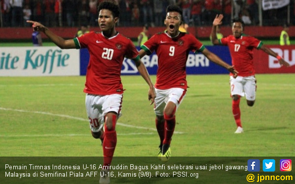 Piala AFF U-16: Komentar Bagus Usai Jebol Gawang Malaysia - JPNN.COM