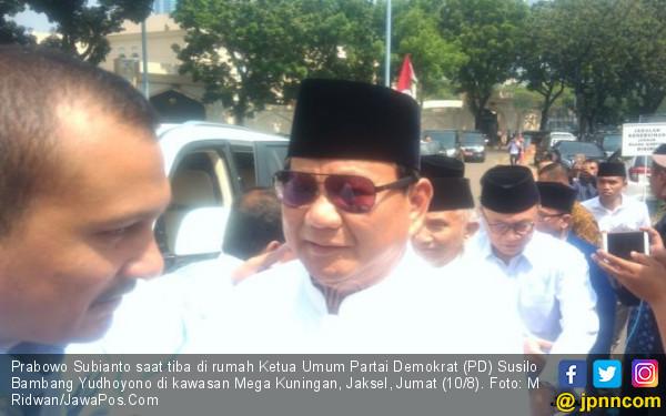 Jokowi-Ma'ruf di Istiqlal, Prabowo-Sandi Pilih Sunda Kelapa - JPNN.COM