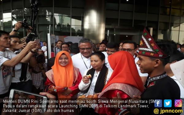 Lewat SMN, Menteri BUMN Ingin Cetak SDM Berkualitas - JPNN.COM