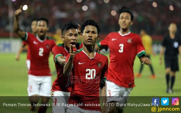 Perkiraan Pemain Final Piala AFF U-16 Indonesia vs Thailand - JPNN.COM